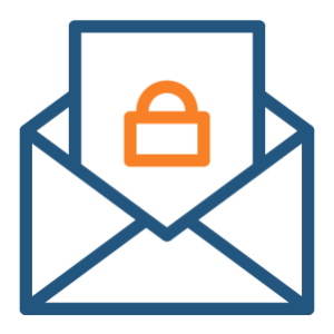 Protected Email Icon